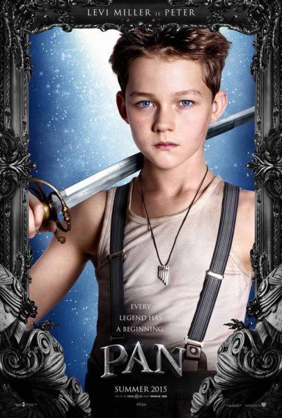 """Mais um trailer incrível e legendado de """"Peter Pan"""" da Warner, assista"""