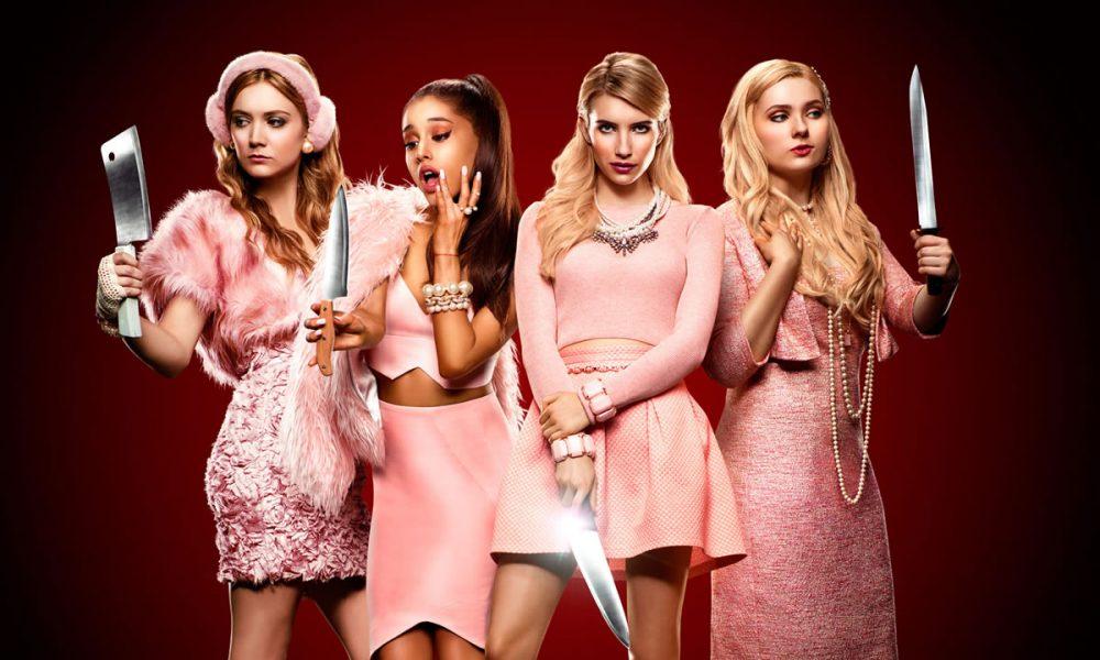 Revelada primeira imagem de divulgação da nova temporada de 'Scream Queens'