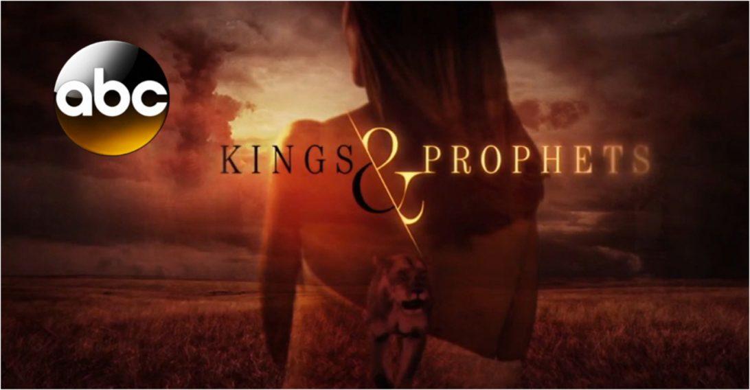 Of Kings and Prophets – Promos da nova série bíblica da ABC