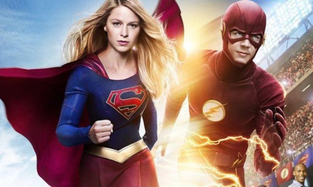 Crossover entre The Flash e Supergirl ganha primeiro teaser