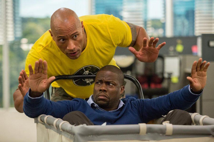 Comédia 'Um Espião e Meio' chega aos cinemas brasileiros em 11 de agosto