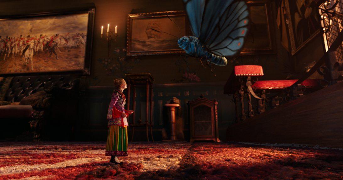 Critica: Alice Através do Espelho
