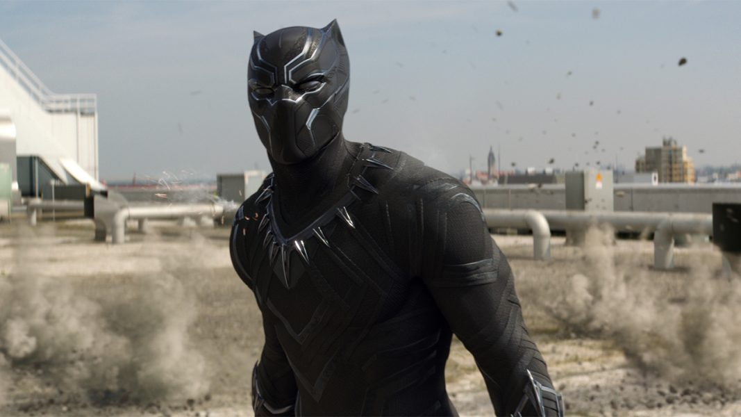 Marvel divulga novo poster de 'Pantera Negra', confira!