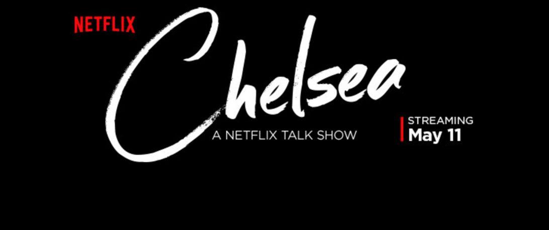 Promo do talk-show de Chelsea Handler para a Netflix