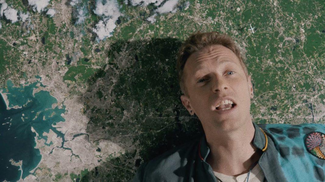 """Coldplay lança vídeo para """"Up & Up"""""""