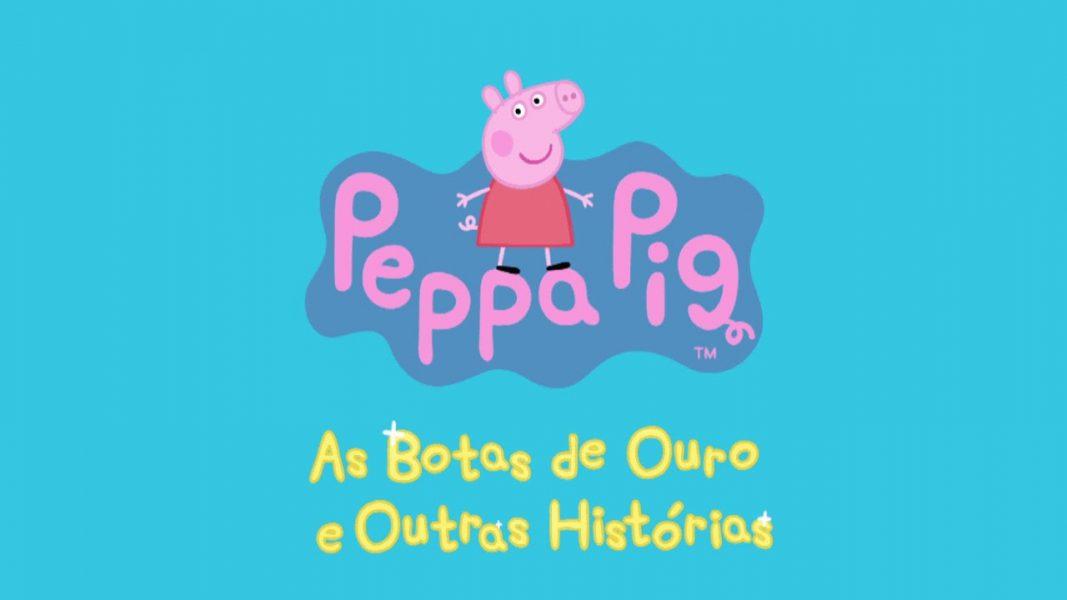 Peppa Pig terá especial para o Cinema