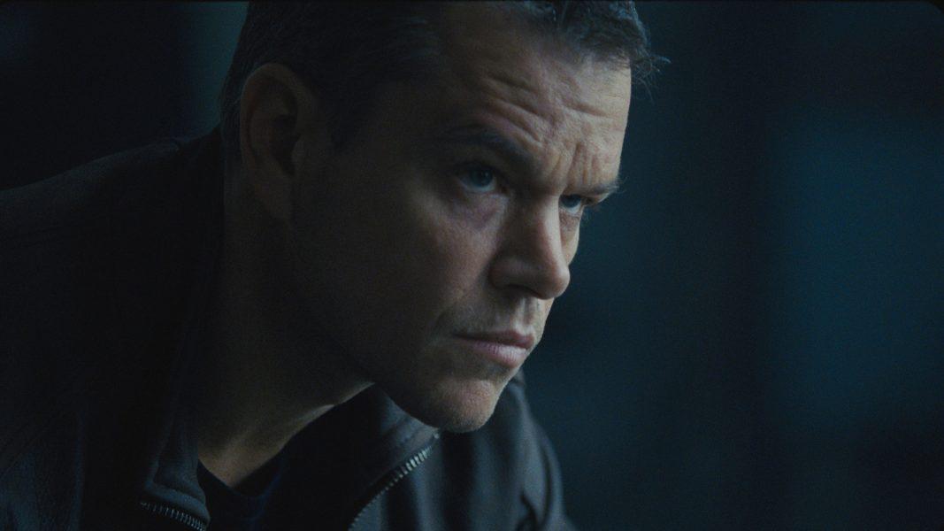 Matt Damon e Alicia Vikander estampam cartaz nacional de 'Jason Bourne'