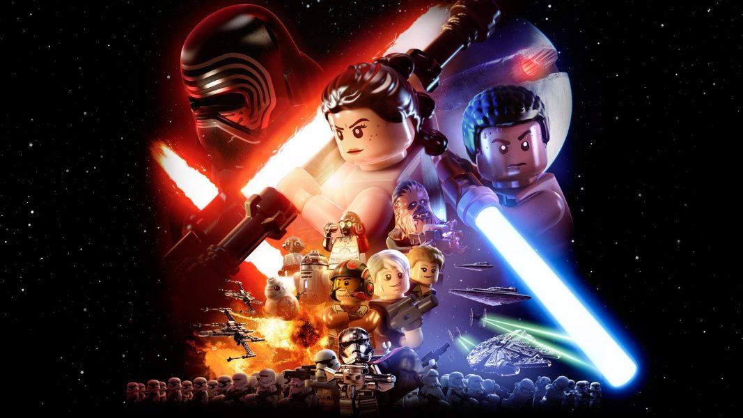 LEGO® Star Wars: O Despertar Da Força entra em pré-venda!