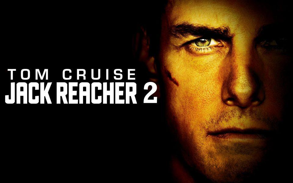 Saiu a Teaser: Jack Reacher 2 com Tom Cruise e Cobie Smulders.