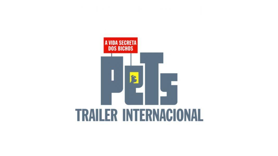 Estopinha e Barthô são embaixadores de 'Pets – A Vida Secreta dos Bichos' no Brasil