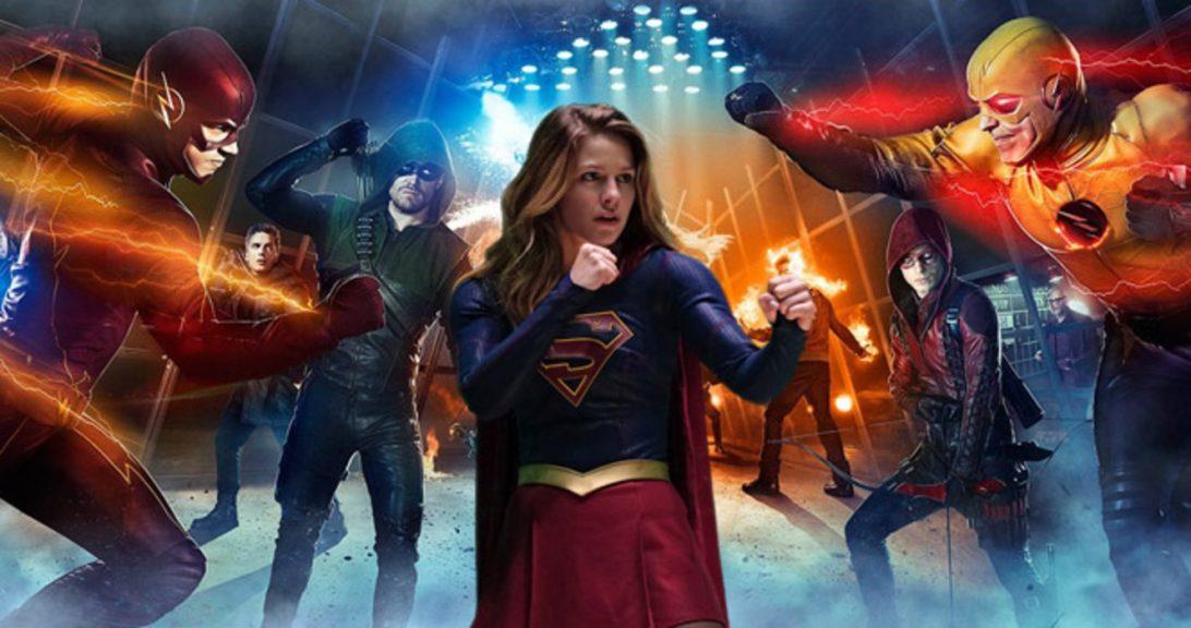 Universo DC/CW: trailer estendido reúne os heróis!
