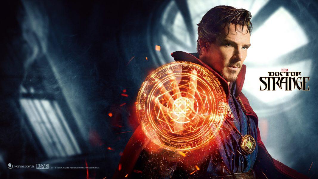 Doutor Estranho: Novo cartaz