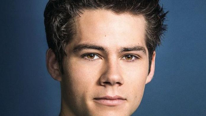 Dylan O'Brien no set da 6ª temporada de Teen Wolf