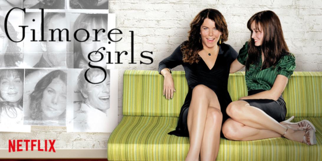 A série completo de Gilmore Girls já estão disponíveis na Netflix!