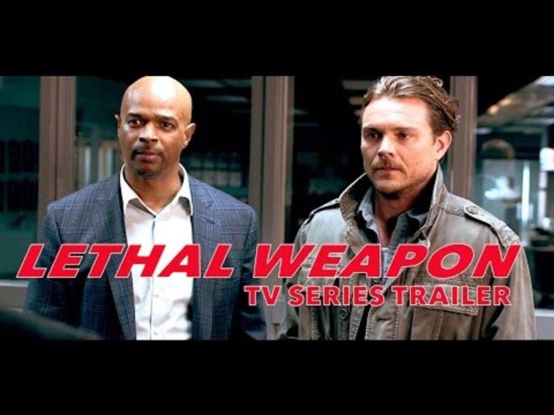 Novo promo da adaptação de Máquina Mortífera para TV: Lethal Weapon!