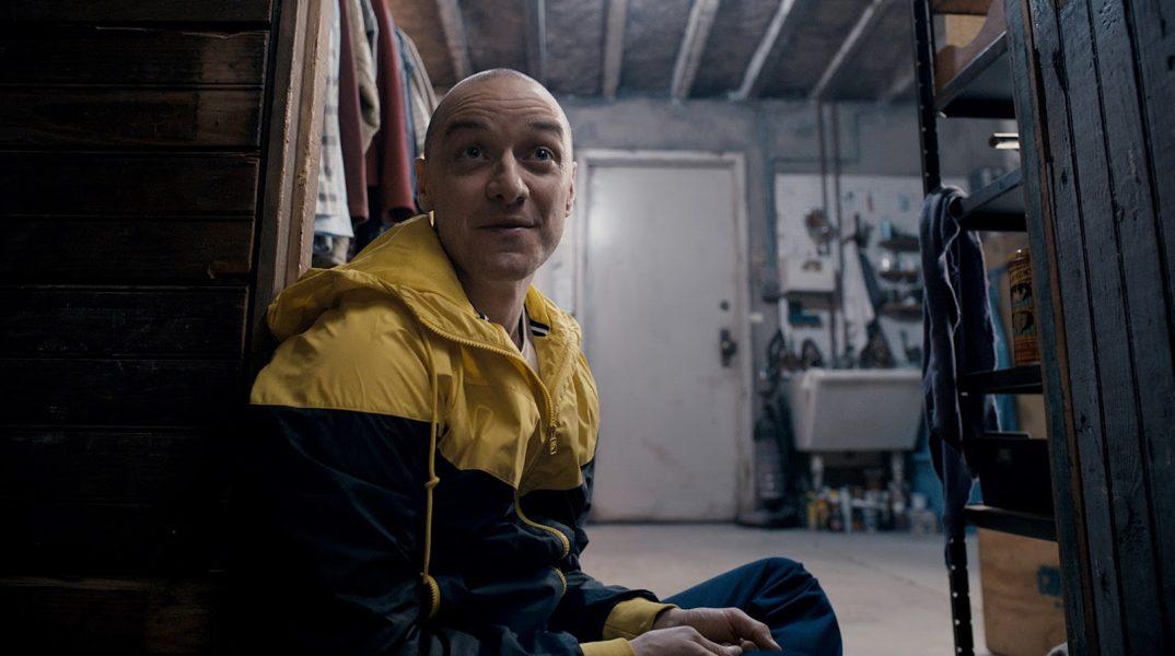 Descubra mais sobre as 23 personalidades de James McAvoy no novo trailer de 'Fragmentado'