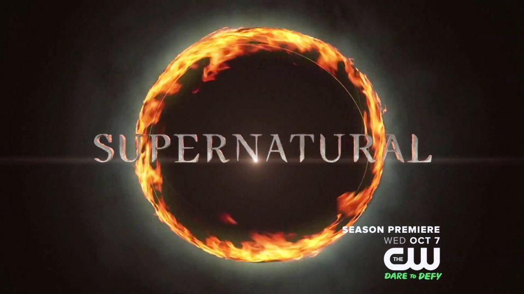 Supernatural 12ª Temporada: Novidade!