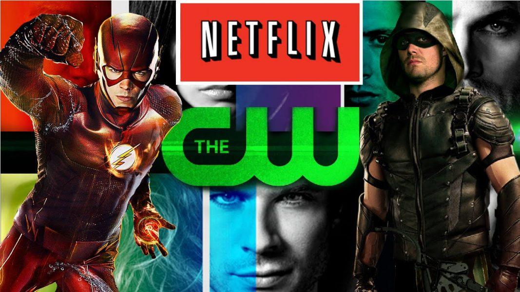 CW & Netflix fecham acordo!