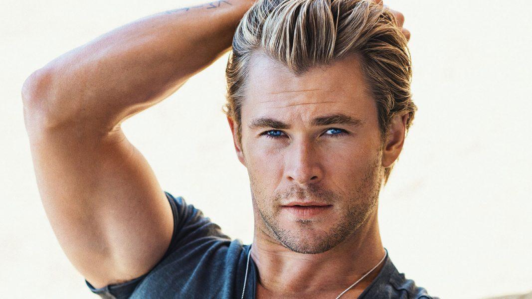 Chris Hemsworth mostra boa forma em nova postagem no Instagram