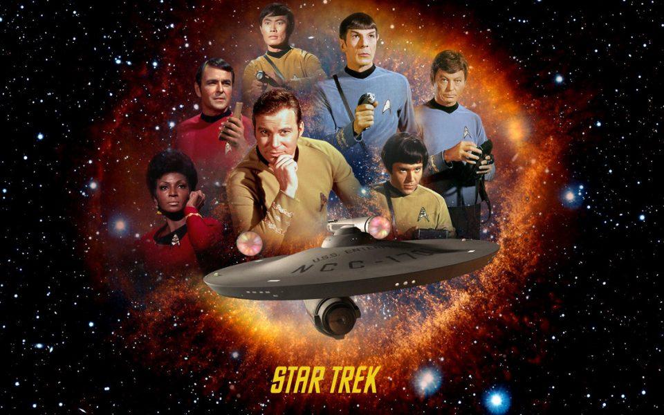 Netflix vai adicionar a franquia completa da série Star Trek ao seu catálogo!