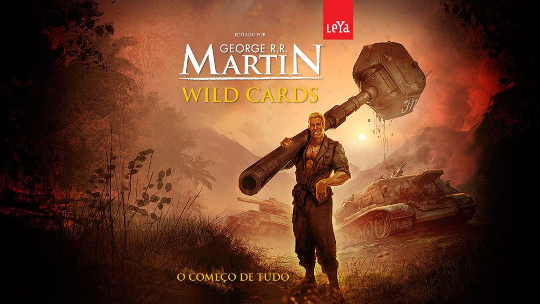 Wild Cards: nova série de George R. R. Martin em desenvolvimento para a TV!