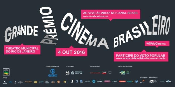 Saiba quais são os finalistas do Grande Prêmio do Cinema Brasileiro