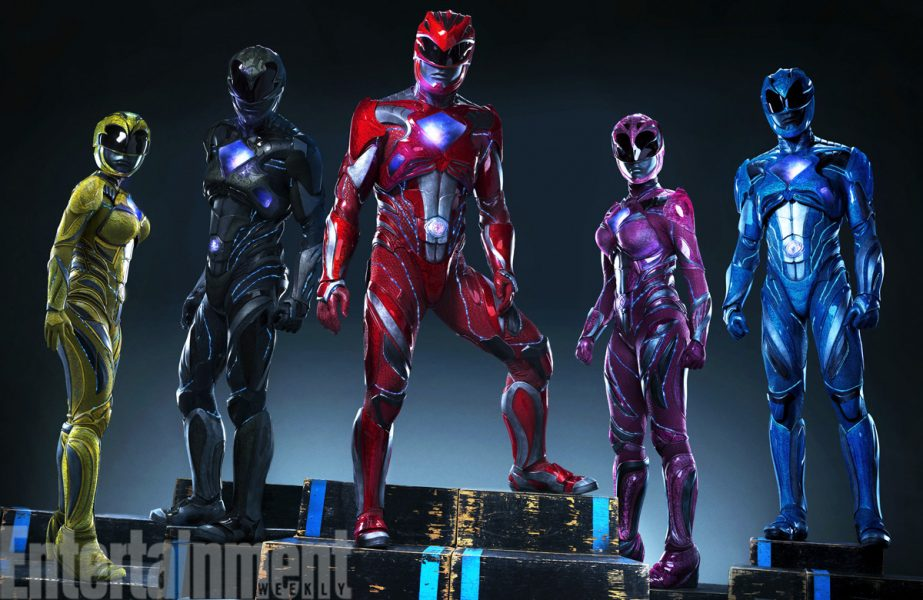 """Assista ao primeiro trailer de """"Power Rangers"""""""