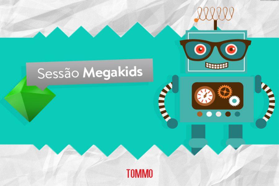 """MEGAPIX traz muita diversão para as crianças na """"Sessão Megakids"""" de outubro"""