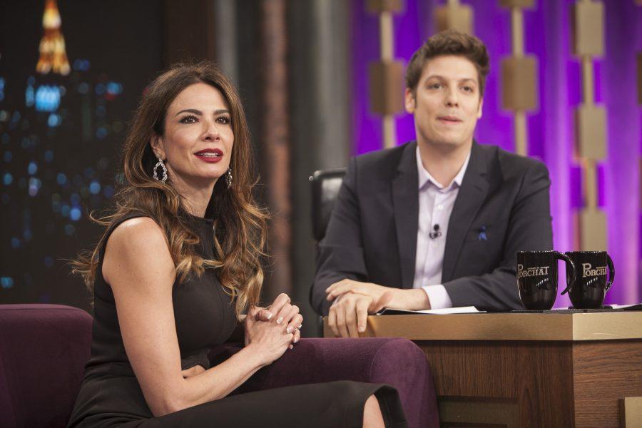 Luciana Gimenez fala sobre sua relação com Mick Jagger, relembra início da carreira na TV