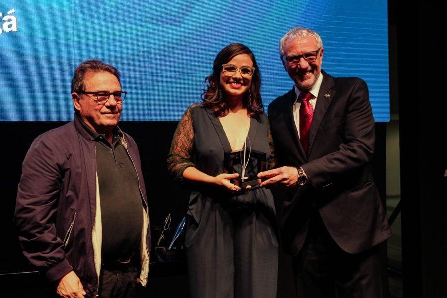 RICTV/Record TV é reconhecida duas vezes no Prêmio Sistema FIEP de Jornalismo