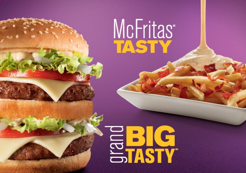 McDonald's começa o ano com novidades no cardápio