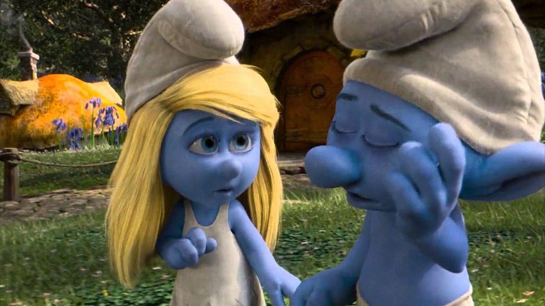 Smurfs recriam cartazes de filmes indicados ao Oscar