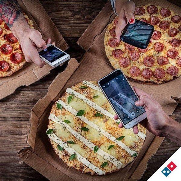 7 coisas que você não sabia sobre a Domino's Pizza