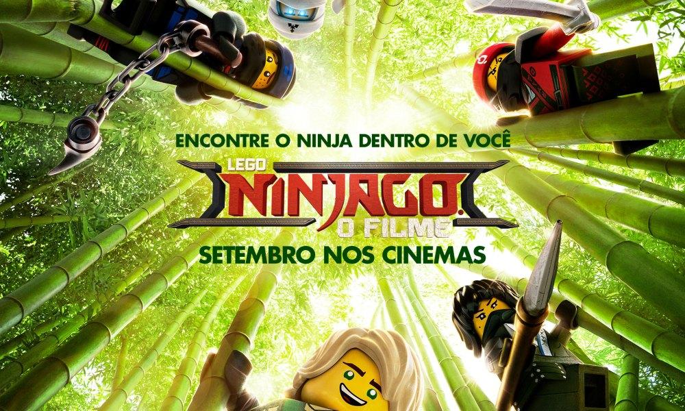 Entrevista – Jackie Chan fala sobre 'LEGO Ninjago: O Filme '