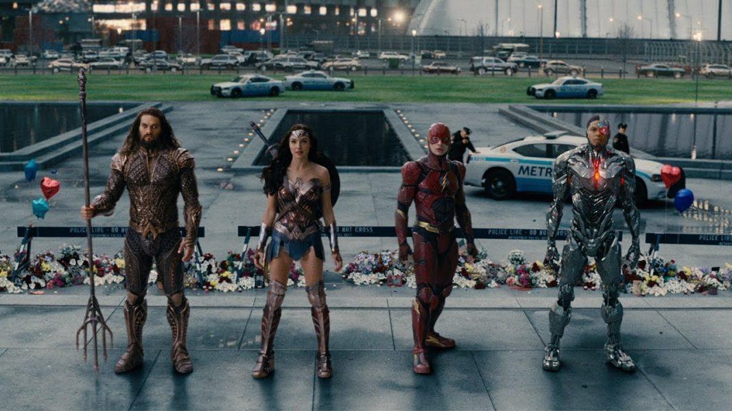 Filme 'Liga Da Justiça' terá pré-venda de ingressos a partir de 26 de Outubro