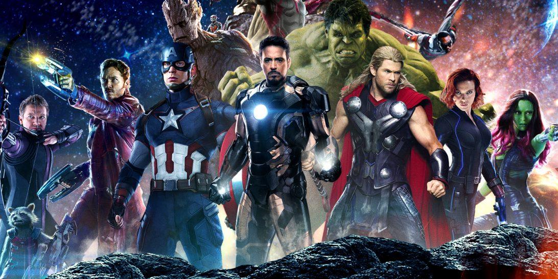 Logo de 'Vingadores: Guerra Infinita' é divulgada