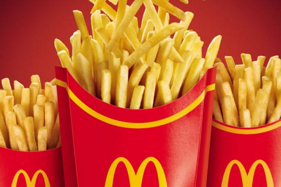 O que era bom ficou ainda melhor: as McFritas MEGA estão de volta ao McDonald's