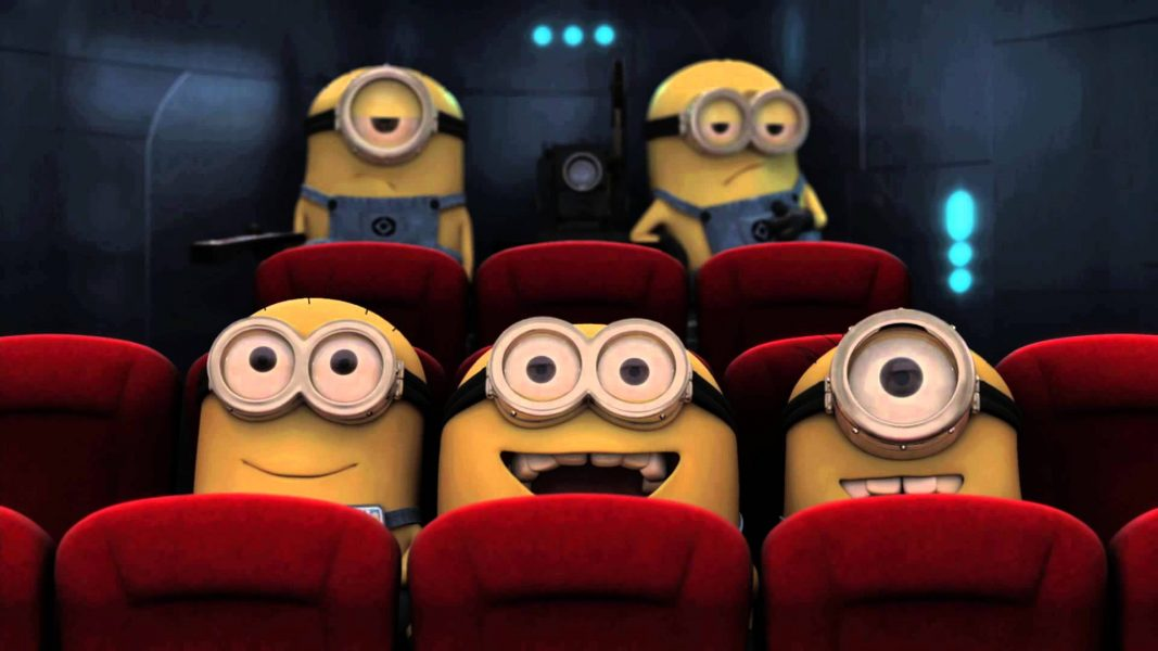 5 motivos para ver um filme no cinema