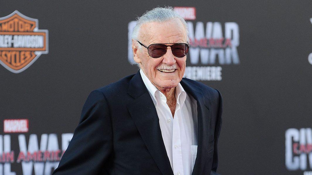 Feliz aniversário, Stan Lee!