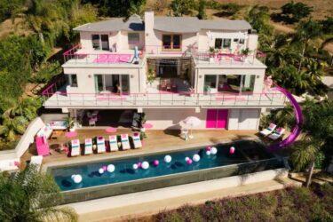 Casa da Barbie: veja como se hospedar na casa dos sonhos