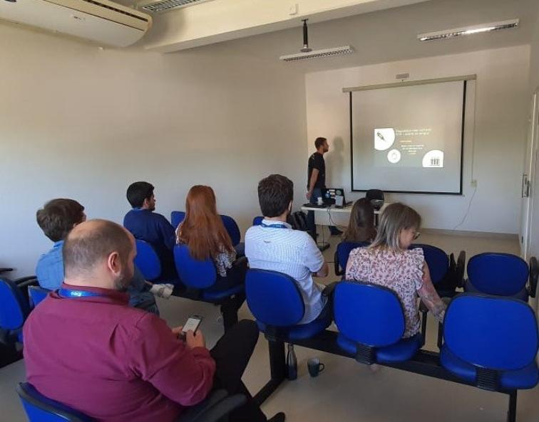 O Instituto de Bioengenharia Erasto Gaertner em parceria com o Labiie e o Condor Connect realiza o seu primeiro Health Pitch Day