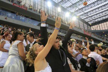 Casamento coletivo no Paraná: oportunidade para casais de baixa renda
