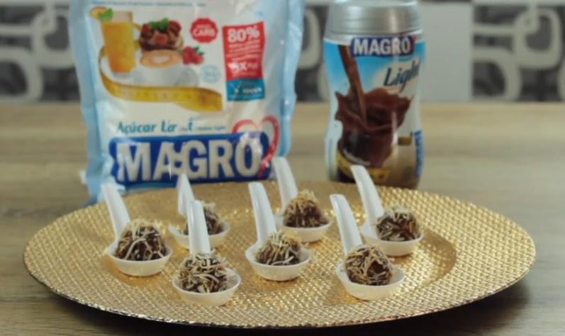 Brigadeiro fit: a receita para você se jogar na sobremesa!