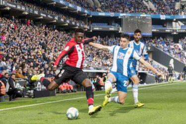 Atacante do Athletic Bilbao, Iñaki Williams é alvo de racismo no Campeonato Espanhol