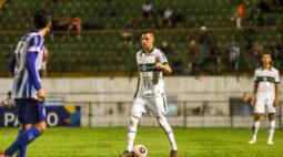 Jogadores do Coritiba comentam retorno dos treinos
