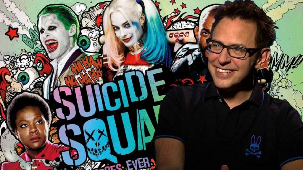 Esquadrão Suicida 2 – Emocionado, James Gunn anuncia fim das filmagens