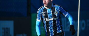 Grêmio oficializa o retorno de Caio Henrique ao Atlético de Madrid