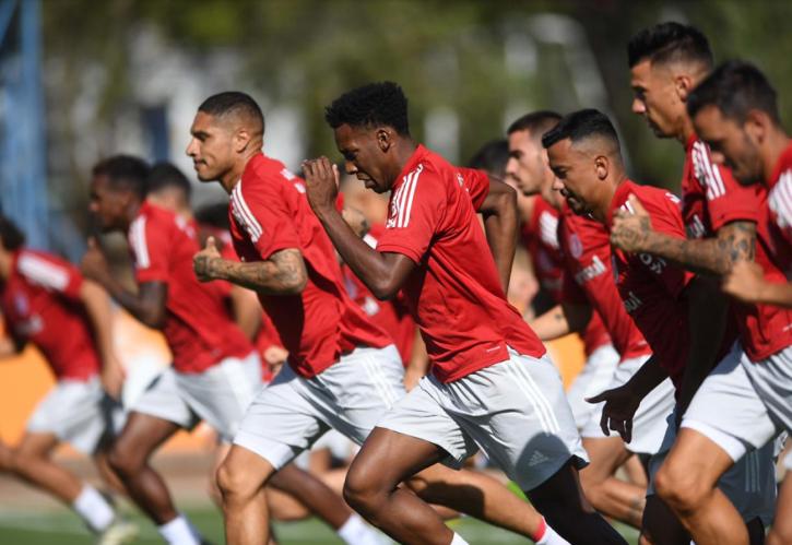 Inter planeja retorno dos treinamentos e competições