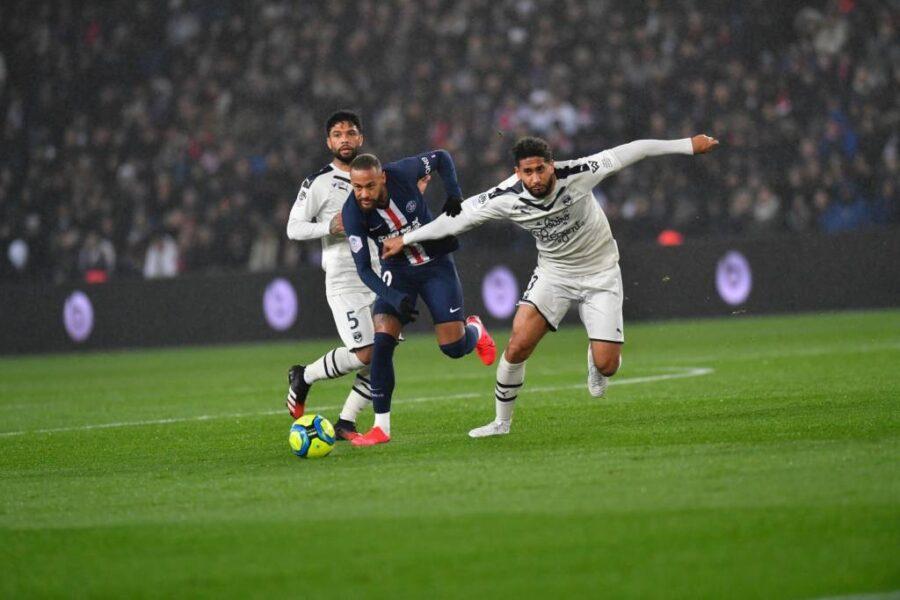 Marquinhos brilha, e PSG vence o Bordeaux em jogo cheio de gols e expulsão de Neymar