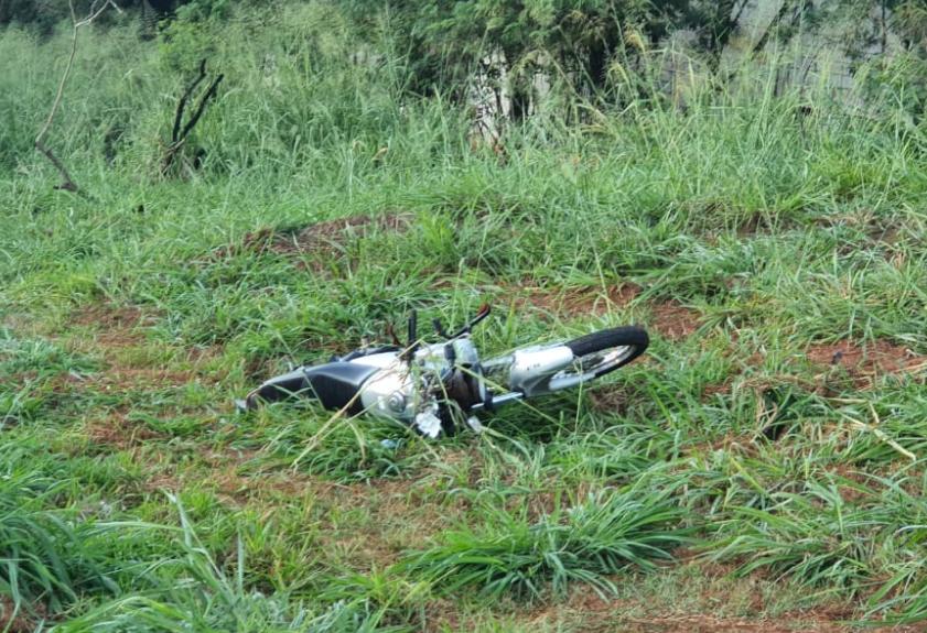 Motociclista é encontrado morto às margens da BR-376, no noroeste do Paraná